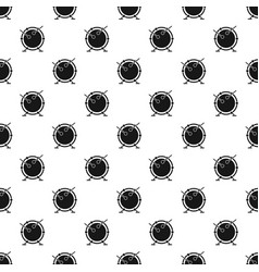 drums pattern seamless vector image