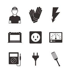 Electrical concept vector