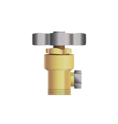 valve for cylinder vector image