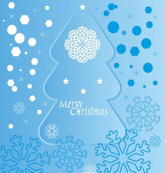 merry christmas new new10 01 vector image vector image