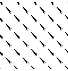 Hacksaw pattern seamless vector