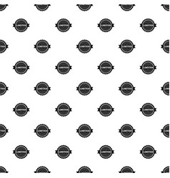 Limited pattern seamless vector