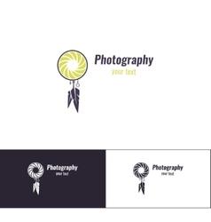 Photography Logo Four vector image