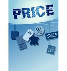 Price labels vector
