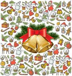wrapping vector image vector image