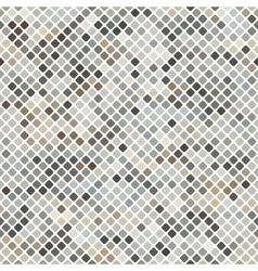 Light-brown mosaic background vector image vector image