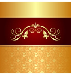 luxury background for design card - vector image