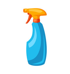 Spray bottle vector