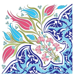Oriental ottoman design twenty eight version vector