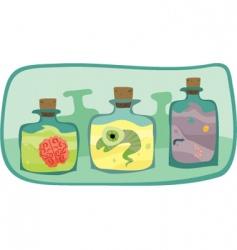 traditional medicine vector image vector image