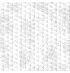 Geometric grunge seamless pattern vector image vector image