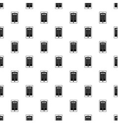 device lock code pattern seamless vector image