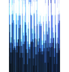 blue overlap pixel speed abstract background vector image