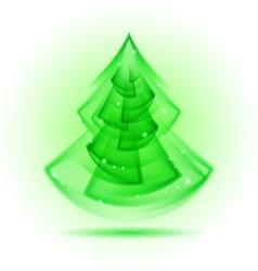 Fraktal NG tree 03 vector image
