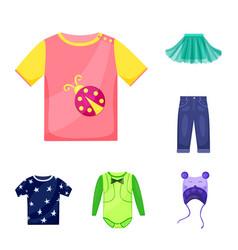 Design baand kid symbol collection vector