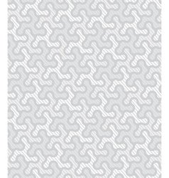 light gray simple seamless pattern vector image