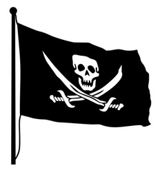 Pirate element eps vector