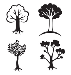 Tree set vector