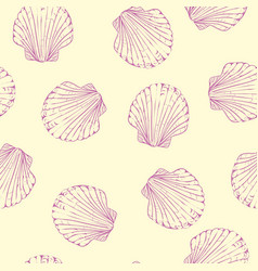 hand drawn boho set of seamless pattern with vector image