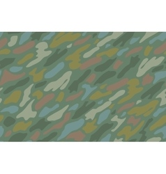 Khaki camouflage repeat seamless pattern vector image