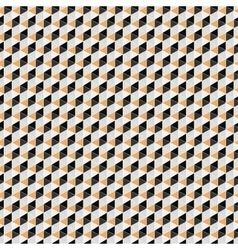 Mosaic seamless pattern - background vector image