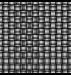 steel seamless texture vector image