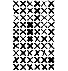 wrong vector image