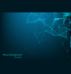 abstract digital background big data vector image
