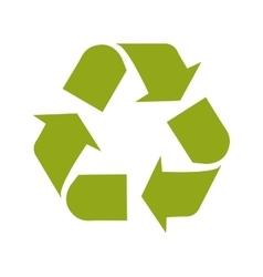 Ecological symbol design vector