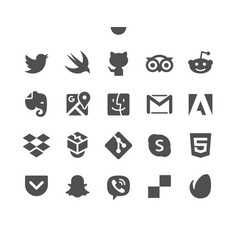 Logos v5 ui pixel perfect well-crafted vector