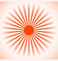 Starburst sunburst background radial lines vector