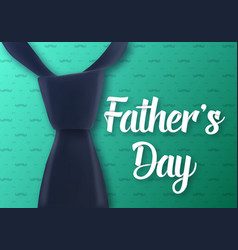 Father s day greeting card vector