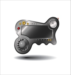 Mobil 007 1 vector