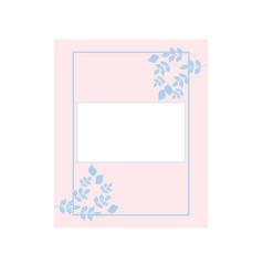 wedding invitation card design or color vector image