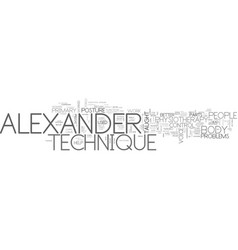 alexander lunev the precursor of new wave music vector image