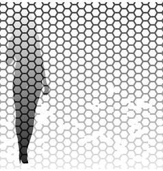 Fashionable Grunge vector image