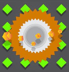 graphic elements set vector image