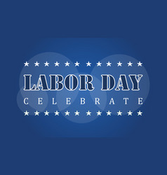 Labor day background style design collection vector