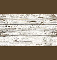 two color white seamless wood texture vector image