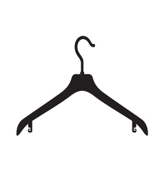 Clothes Hanger icon1 resize vector image