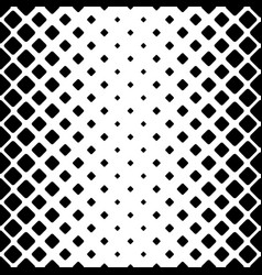 monochrome square pattern background - geometric vector image