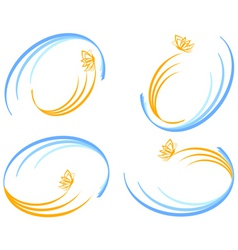 Set of waves with butterfly vector