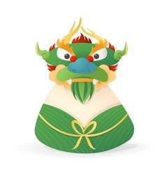 dragon boat festival concept vector image