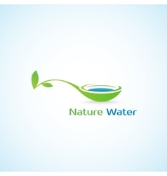 Nature Water vector