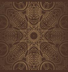 luxury ornamental vintage premium background vector image
