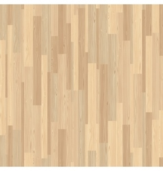 Light parquet seamless wooden stripe mosaic tile vector