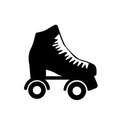 roller skate vector image vector image