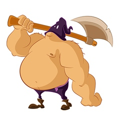 Executioner vector image vector image