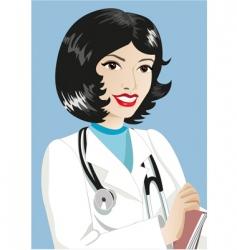 apist medicine vector image