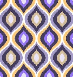Damask pattern vector